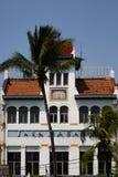 Construção colonial holandesa em Jakarta imagem de stock royalty free