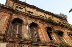 Construção colonial velha Imagem de Stock