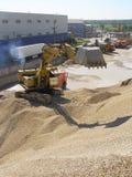 Construção, construindo Foto de Stock Royalty Free