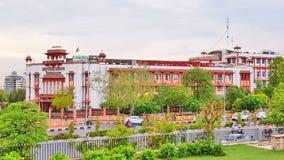 Construção da autoridade JDA do desenvolvimento de Jaipur fotografia de stock