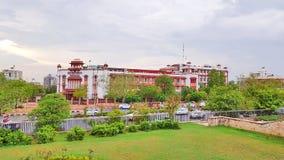 Construção da autoridade JDA do desenvolvimento de Jaipur imagens de stock royalty free