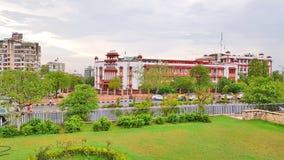 Construção da autoridade JDA do desenvolvimento de Jaipur foto de stock
