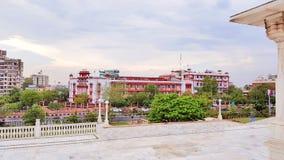 Construção da autoridade JDA do desenvolvimento de Jaipur foto de stock royalty free