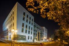 Construção da câmara municipal Imagem de Stock