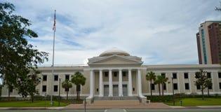 Construção da corte de Florida Supeme fotos de stock