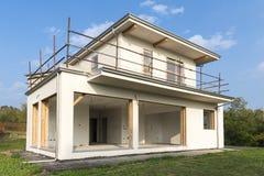 Construção da eficiência de alta energia Foto de Stock Royalty Free