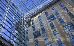 Construção da empresa Imagem de Stock