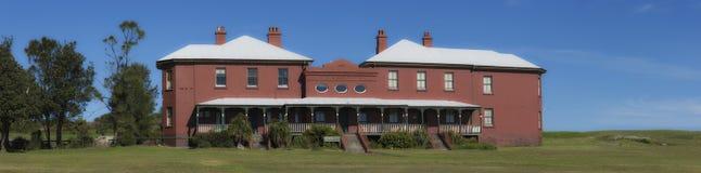 Construção da estação do cabo, La Perouse - Austrália Imagens de Stock Royalty Free