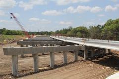 Construção da estrada Foto de Stock Royalty Free