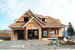 Construção da HOME da casa nova Imagem de Stock Royalty Free