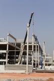 Construção da infraestrutura Fotos de Stock Royalty Free