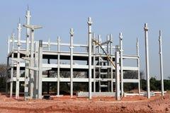 Construção da infraestrutura Imagem de Stock