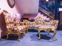 Construção da mobília Imagens de Stock Royalty Free