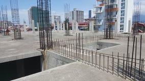 Construção da multi construção do andar em Batumi Fotografia de Stock