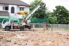 Construção da pilha Imagem de Stock