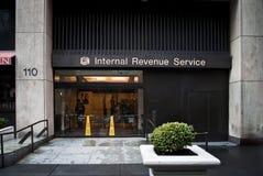 A construção do IRS Imagens de Stock