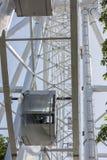Construção da roda de Ferris 65 medidores Imagem de Stock