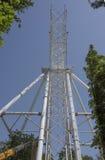 Construção da roda de Ferris 65 medidores em Rostov-On-Don Imagens de Stock Royalty Free