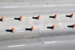 Construção da rua Imagens de Stock
