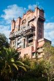 Construção da torre de Hollywood Imagem de Stock