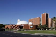 Construção da universidade estadual do Arizona, Foto de Stock Royalty Free