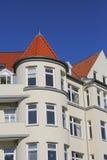 Construção de Art Nouveau fotos de stock royalty free