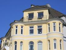 Construção de Art Nouveau Foto de Stock Royalty Free