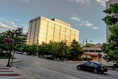 Construção de BB&T em Lexington imagem de stock royalty free