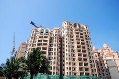 Construção de bens imobiliários Fotos de Stock Royalty Free
