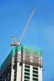 Construção de bens imobiliários Fotos de Stock
