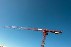 Construção de bu residenciais Fotos de Stock Royalty Free