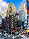 Construção de bu residenciais Imagens de Stock Royalty Free