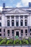 A construção de Bundesrat em Berlin Germany foto de stock royalty free