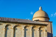 Construção de Camposanto Monumentale em Pisa Imagens de Stock