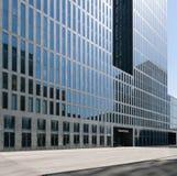 Construção de Credit Suisse em Zurique Oerlikon Imagens de Stock Royalty Free