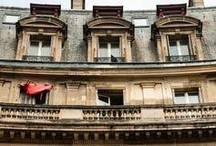 Construção de Desolatied, Paris Foto de Stock