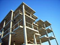 Construção de edifício 1 Fotografia de Stock Royalty Free