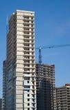 Construção de edifício Fotos de Stock