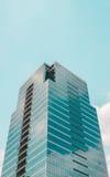 A construção de escritório para negócios Fotos de Stock
