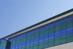 Construção de escritório para negócios imagem de stock royalty free