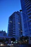 Construção de escritório para negócios em Limassol, Chipre Imagem de Stock