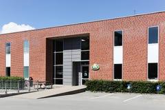 Construção de escritórios de Arla Foods em Dinamarca Fotografia de Stock