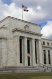 Construção de Federal Reserve Foto de Stock