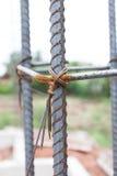Construção de fio do laço Imagens de Stock Royalty Free