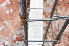 Construção de fio do laço Foto de Stock Royalty Free