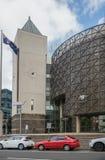 Construção de Garfield Barwick Commonwealth Law Courts, Au de Parramatta Imagens de Stock Royalty Free
