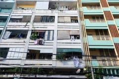 Construção de Ho Chi Minh City Imagens de Stock Royalty Free