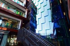 Construção de Ironbank em Auckland Nova Zelândia Imagem de Stock Royalty Free