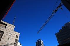 Construção de Jakarta Fotografia de Stock Royalty Free