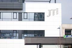 Construção de Jti Fotografia de Stock